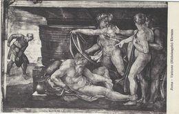 Roma - Vaticano  (Michelangelo) Ebrezza.   Italy.  S-3655 - Roma (Rome)
