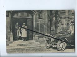 CPA Rétrécit-La Grande Guerre 1914-18- Douai Pendant L'occupation-Sortie Du Grand Duc Allemand (auto , Voiture Ancienne) - Douai
