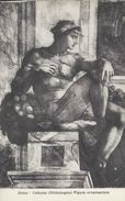 Roma - Vaticano  (Michelangelo) Figura Ornamentale  Italy.  S-3659 - Roma (Rome)