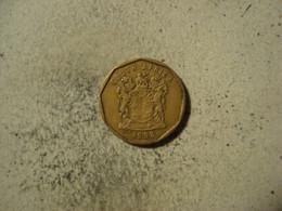 MONNAIE AFRIQUE DU SUD 10 CENTS 1996 - South Africa