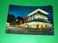 Cartolina Bellaria - Notturno 1963 Ca - Rimini
