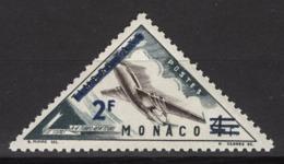 MONACO 1956 N°454  NEUF* K71 - Nuovi