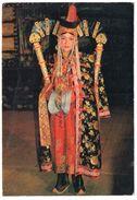 MONGOLIA - MISS NANSOLMA FROM THE OPERA AMONG THE SORROW MOUNTAINS / COSTUMES - Mongolia