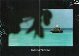 Wallis Et Futuna - Lot W17 - CPM Neuve ** - Unused Post Card - Futuna Croix D'Alofi   - N° 44 - Wallis Y Futuna