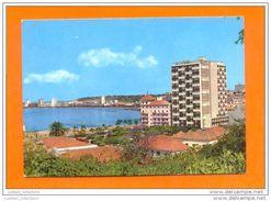 LUANDA 1960 YEARS AFRICA AFRIKA AFRIQUE ANGOLA BAIA BAY PARTIAL VIEW POSTCARD - Angola