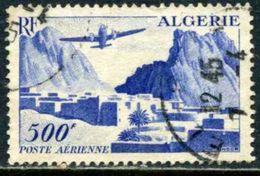 Algérie Y&T PA 12 ° - Airmail