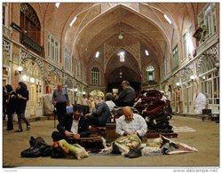 UNESCO World Heritage - Site UNESCO Iran - Tabriz Historic Bazaar Complex - Stades