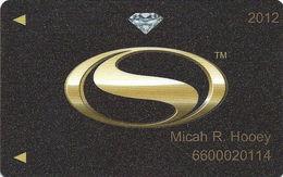 Siena Casino - Reno, NV USA - Slot Card - 2012 - Casino Cards