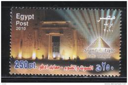 EGYPT / 2010 / SOUND & LIGHT / EDFU TEMPLE / EGYPTOLOGY / VF . - Nuovi