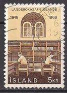 Island  (1968)  Mi.Nr.  422  Gest. / Used  (4fi17) - 1944-... Republik