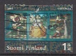 Finnland  (2005)  Mi.Nr.  1741  Gest. / Used  (3fi18) - Finland