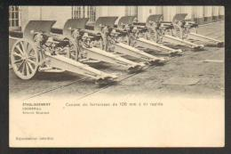 Cockerill-Seraing - Canons De Forteresse De 105 Mm - Seraing