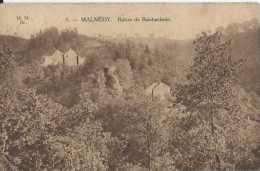 Malmedy - Ruines De Reinhardstein - Circulé - TBE - Malmedy
