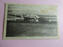 AIRPORT / FLUGHAFEN / AEROPORT    GANDER NEWFOUNDIAND  AIR FRANCE CONSTELLATION - Aerodromi