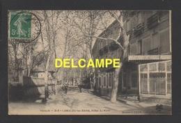 DF / 34  HERAULT / LAMALOU LES BAINS / HÔTEL DU NORD / CIRCULÉE EN 1911 - Lamalou Les Bains