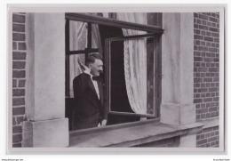 """DT- Reich (000513) Propaganda Sammelbild Adolf Hitler"""""""" Bild 100, Der Führer In Bayreuth - Germany"""