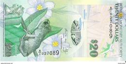 Bermuda - Pick 60 - 20 Dollars 2009 - Unc - Bermudas