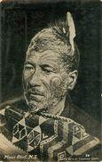 Maori Chef Indien Indiens  Nouvelle Zelande - Nouvelle-Zélande
