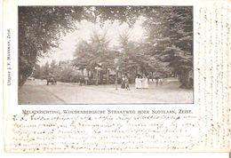 2) Zeist - Melkinrichting, Woudenbergsche Straatweg Hoek Slotlaan - 1901 - Zeist