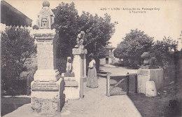 Lyon (69) - Antiquité Du Passage Gay à Fourvière - Lyon