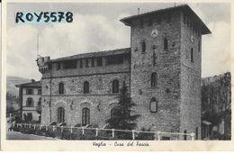 Toscana-firenze-vaglia Casa Del Fascio Di Vaglia (ed.guidotti Angiolo) - Italia