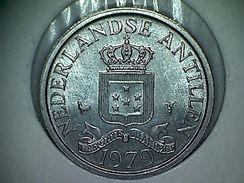 Nederland - Antilles 1 Cent 1979 - Antillas Nerlandesas