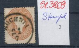 Österreich-Klassik-netter Stempel   ( Se3809 ) Siehe Scan - 1850-1918 Imperium