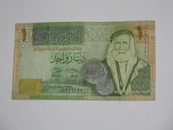 1 One Dinar  2008 - Central Bank Of Jordan  **** EN ACHAT IMMEDIAT **** - Jordanie
