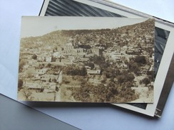 Mexico Old City Panorama Photocard Where ? - Mexico