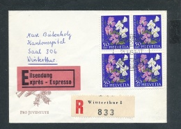 Schweiz Netter Sammler Beleg   ....  ( T4266  ) Siehe Scan - Schweiz