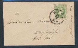 Österreich-Klassik-alter Beleg ... ( T3876 ) Siehe Scan - 1850-1918 Imperium