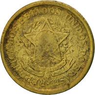 Brésil, Cruzeiro, 1956, TTB, Aluminum-Bronze, KM:567 - Brésil