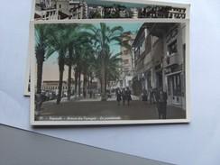 Libanon Bayrouth Promenade Avenue Des Francais - Libanon