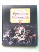 Libro: Episodios Nacionales Nº 1. Trafalgar. Benito Pérez Galdos. 2003. España - Books