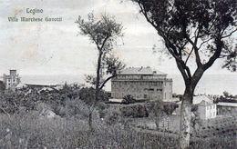 LEGINO - VILLA MARCHESE GAVOTTI - SAVONA - VIAGGIATA - Savona