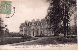 JOuarre - Château De Péreuse - >Hôpital Temporaire - Other Municipalities