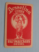 DESSELINA Citroen RAEYMAECKERS Dessel ( KLAVEREN 10 / Zie Foto´s Voor En Achter ) ! - Speelkaarten