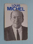 Louis MICHEL ( RUITEN 4 / Zie Foto´s Voor En Achter ) ! - Playing Cards (classic)