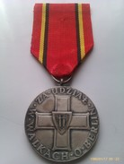Medalla De La Batalla De Berlín. Polonia Comunista. 1945. 2ª Guerra Mundial - 1939-45
