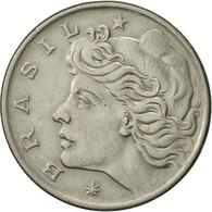 Brésil, 50 Centavos, 1970, SUP+, Copper-nickel, KM:580a - Brésil