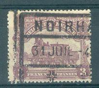 """BELGIE - TR 75 - Cachet  """"NOIRHAT"""" - (ref. 13.547) - 1915-1921"""