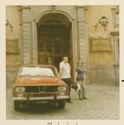 6888. Foto Photo Uomo Donna Man Woman  Auto Car - Old - Renault 12 TL - Automobiles