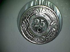 Nederland - Antilles 25 Cent 1991 - Antilles Neérlandaises