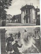 Domine - Qvo Vadis  Chiesa Dell Appia   Italy.  S- 3709 - Roma (Rome)
