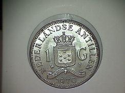 Nederland - Antilles 1 Gulden 1970 - Netherland Antilles