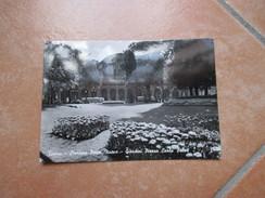 22.7.1961 TORINO Mostra Filatelica Risorgimento Italia 61 Su Cartolina Stazione Centrale Viaggiata Per Lucca - 1961-70: Marcophilie