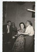 Italie Italia Italy - Loreggia Cachet Fotografia Tessaro Carte Photo , Couple Danse 1955 - 2scans - Italia