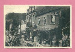 C.P. Marche-les-Dames = Hôtel  Restaurant De  La  Gare - Namen
