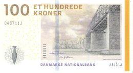 Denmark - Pick 66 - 100 Kroner 2009 - Unc - Danimarca