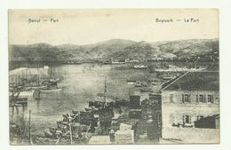 BEYROUTH Le Port - Líbano